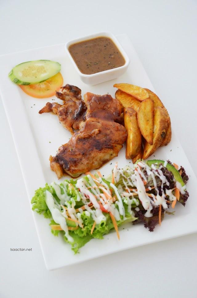 Grilled Chicken - RM19.90