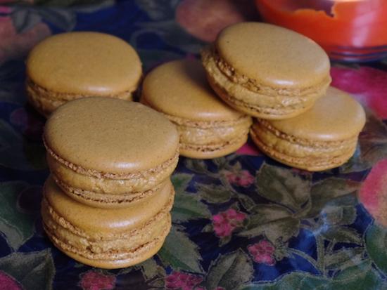 PSL Macaron Recipe