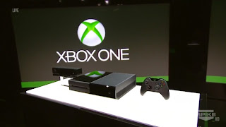 Xbox One Designed to be placed horizontally