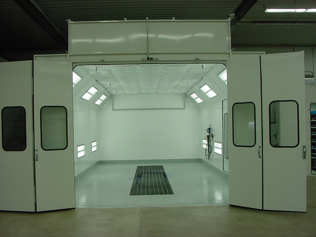 RISHI ENTERPRISES PAINT BOOTH