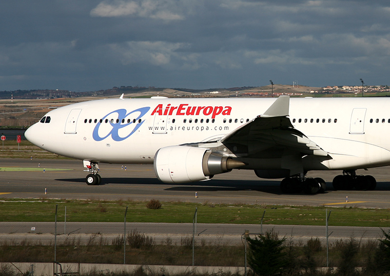 New airlines venezuela for Air europa oficinas en madrid
