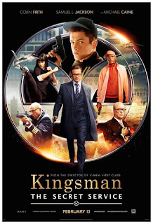 Kingsman: The Secret Service (2014) 1080p