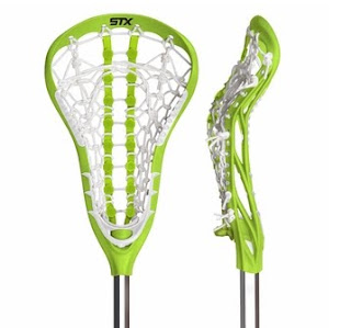 Sports Unlimited, Women's Lacrosse Heads, Green Lax Heads, STX Lax Gear, Women's Lax