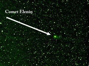 Komet 'Tanda Kiamat' Elenin Telah Mati
