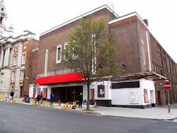 Woolwich Town Centre Regeneration: Woolwich Grand Theatre Building Demolition Begins