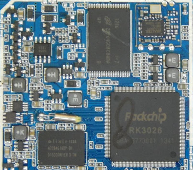 rockchip 3026 firmware