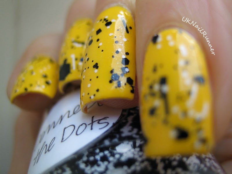 Butter London Pimms with Lynnderella Connect The Dots