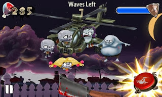 Toss the Zombie game free download