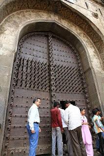 Shaniwar Wada Delhi Gate