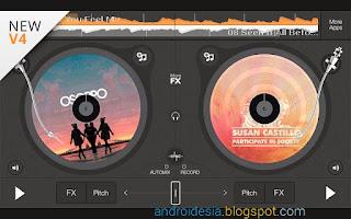 Aplikasi DJ terbaik - edjing DJ studio music mixer for Android