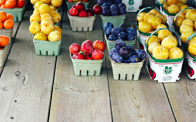 fruits to choose organic