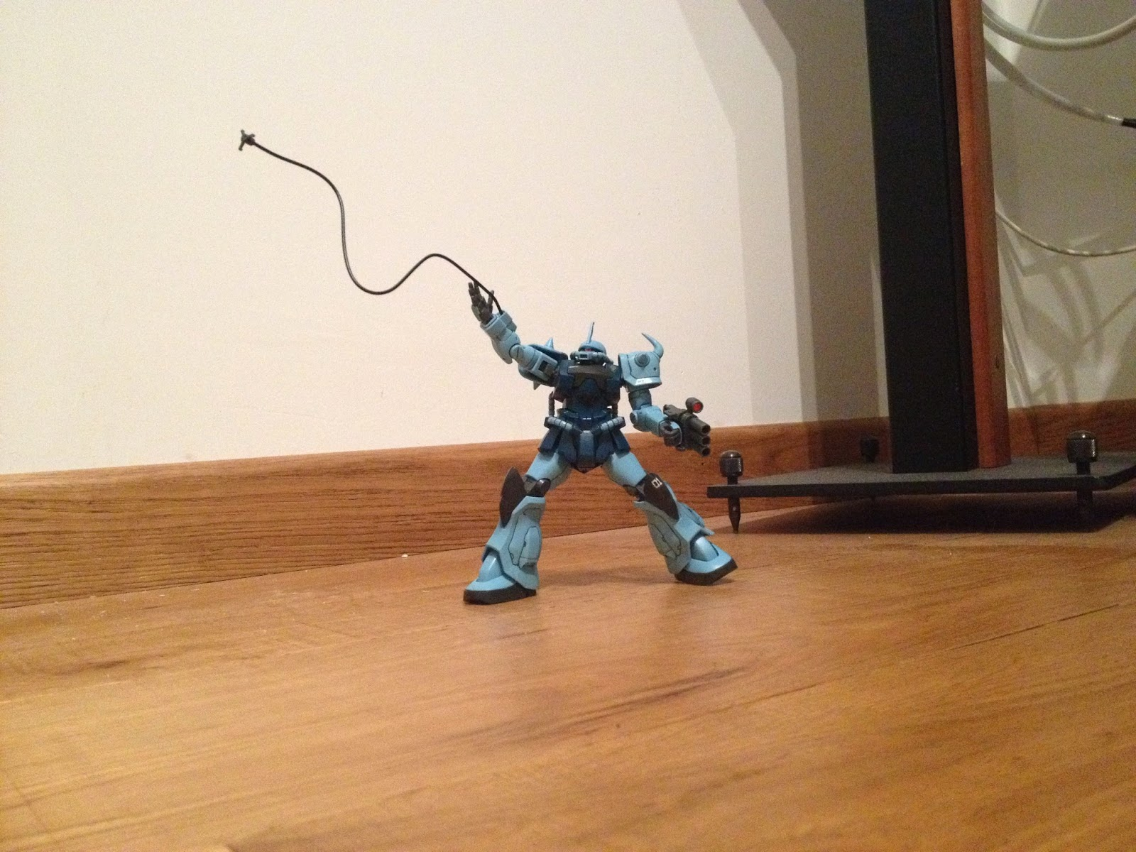 HGUC GOUF CUSTOM GUNPLA HEAT WIRE MS -07B -