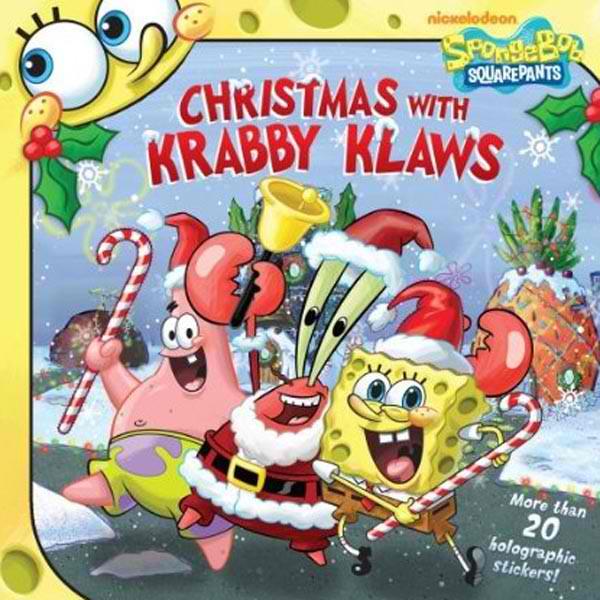 spongebob squarepants christmas with krabby klaws by erica david and heather martinez - Spongebob Christmas Who