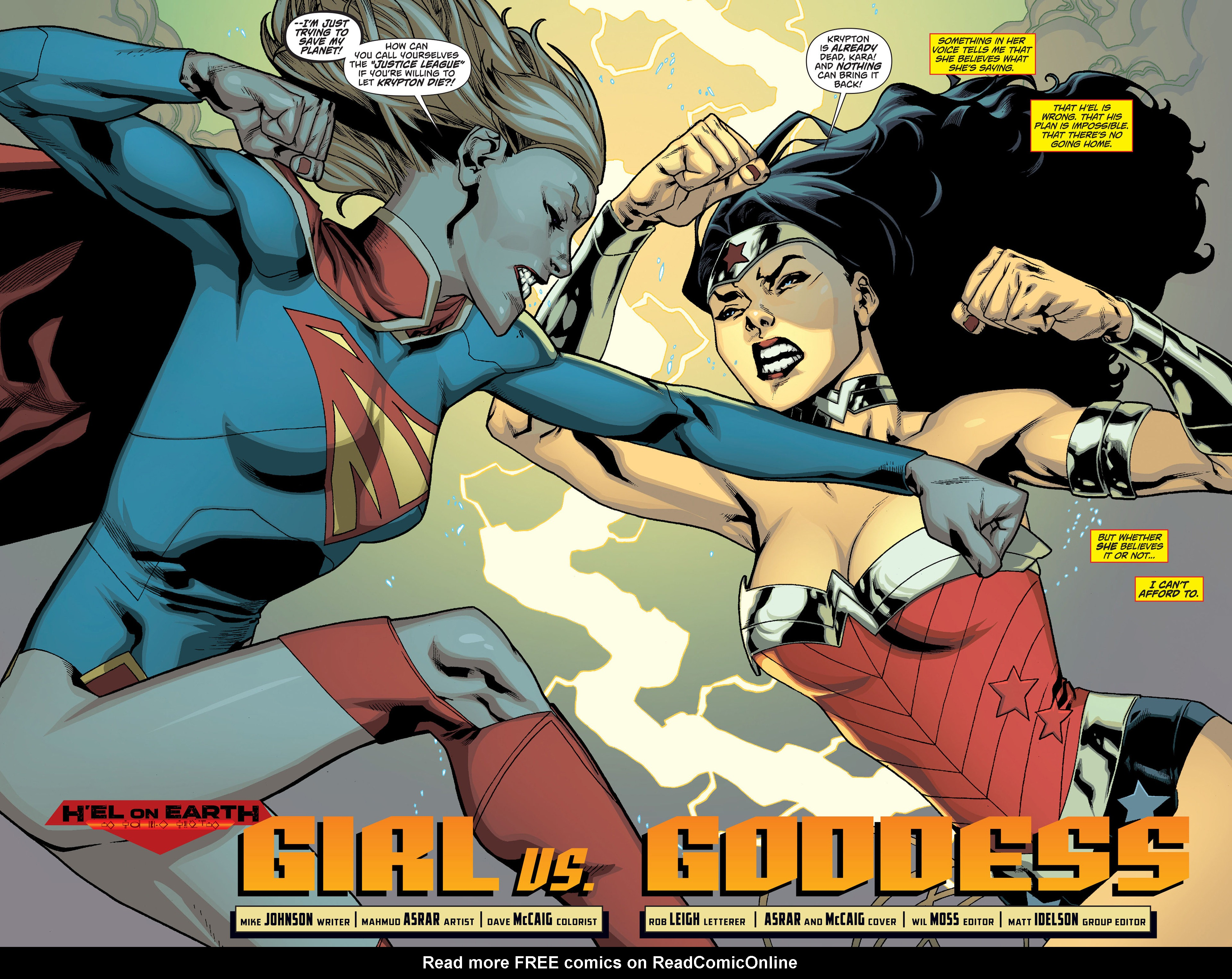 Supergirl (2011) Issue #17 #19 - English 3