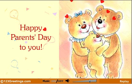 Parents Day Clipart