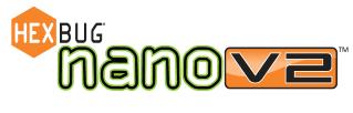 Hexbug Nano V2 logo