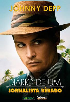 Download Filme O Diário de um Jornalista Bêbado BDRip Legendado