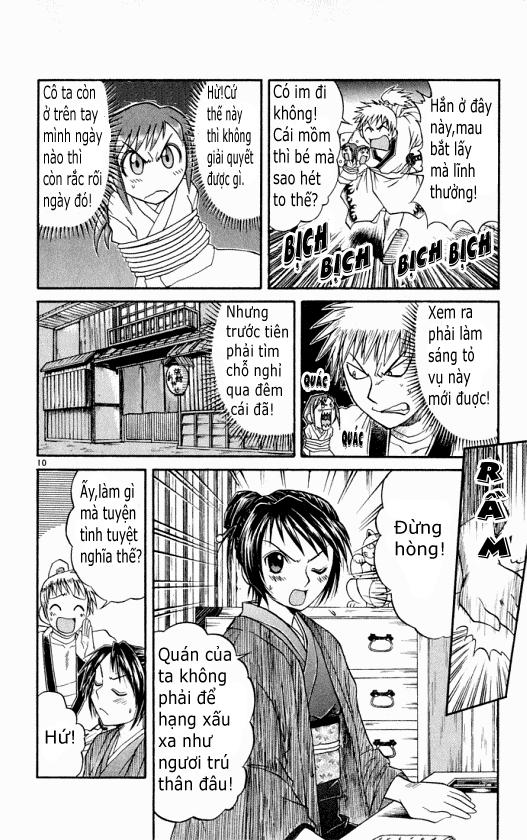 Midori no Hibi chap 86 Trang 11