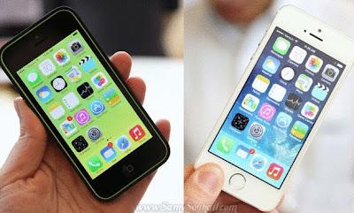 """كل ما تريد معرفته عن هاتفي """"آيفون"""" iPhone 5S، و iPhone 5C الجديدين"""