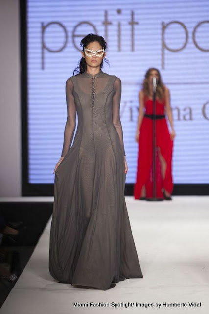 Local News: Miami Fashion Week 2013: Top secret, my name is G…Viviana G!