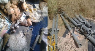Nigerian Army arrests Boko Haram kingpin John Trankil; ...uncovers rocket making factory