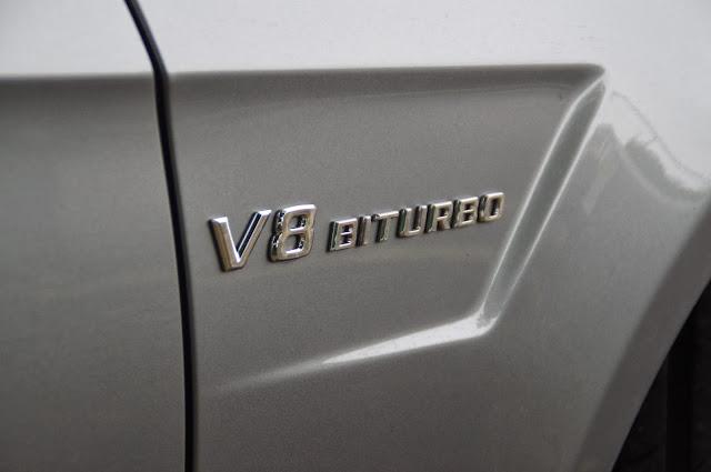 Mercedes E63 AMG S