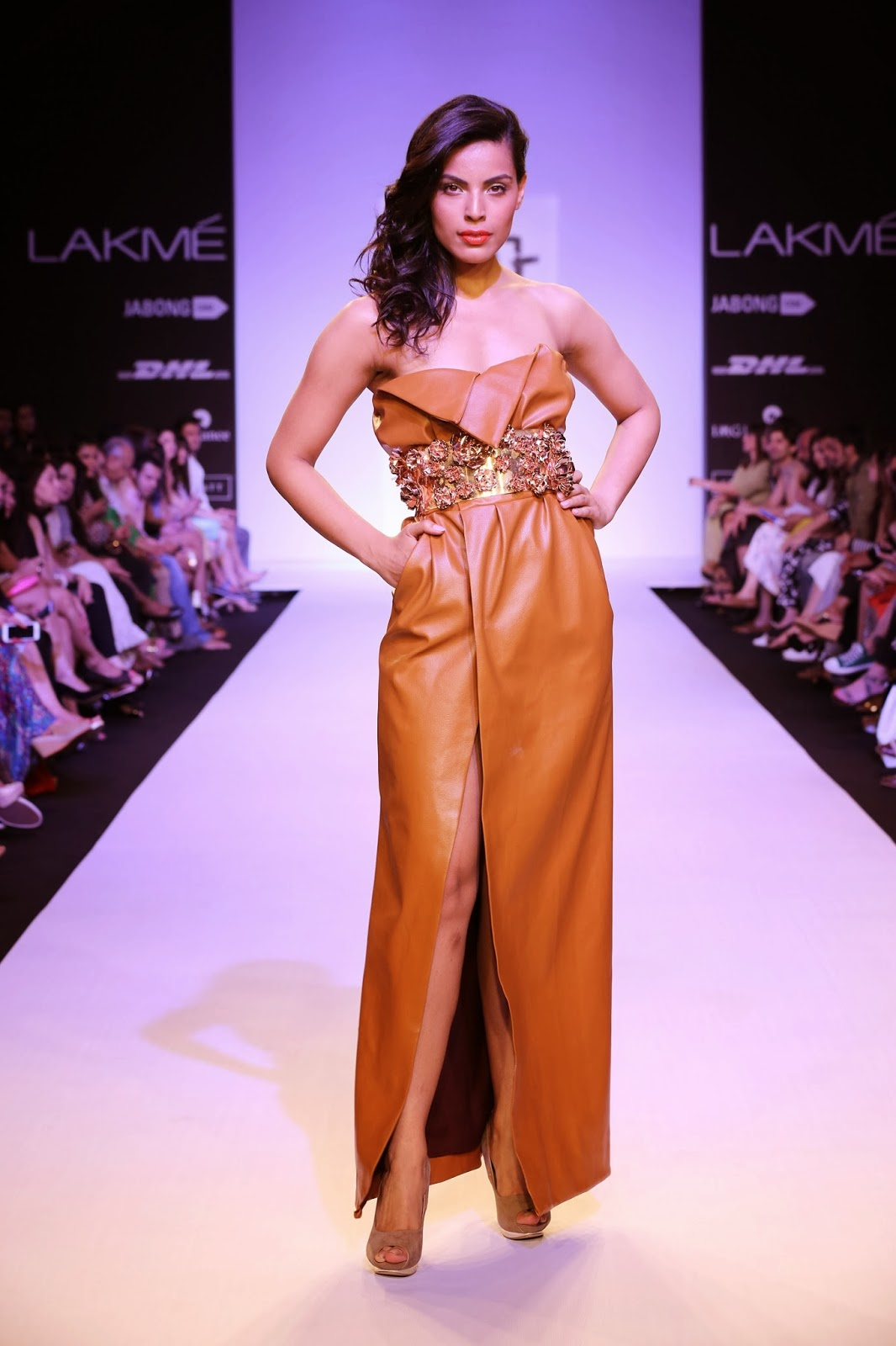 "It was a rebellious collection that Nikhil Thampi unleashed on to the ramp at Lakmé Fashion Week Summer/Resort 2014. Called ""Untamed"" it was the designer's uninhabited offering of unconventional, non-conformist fashion."