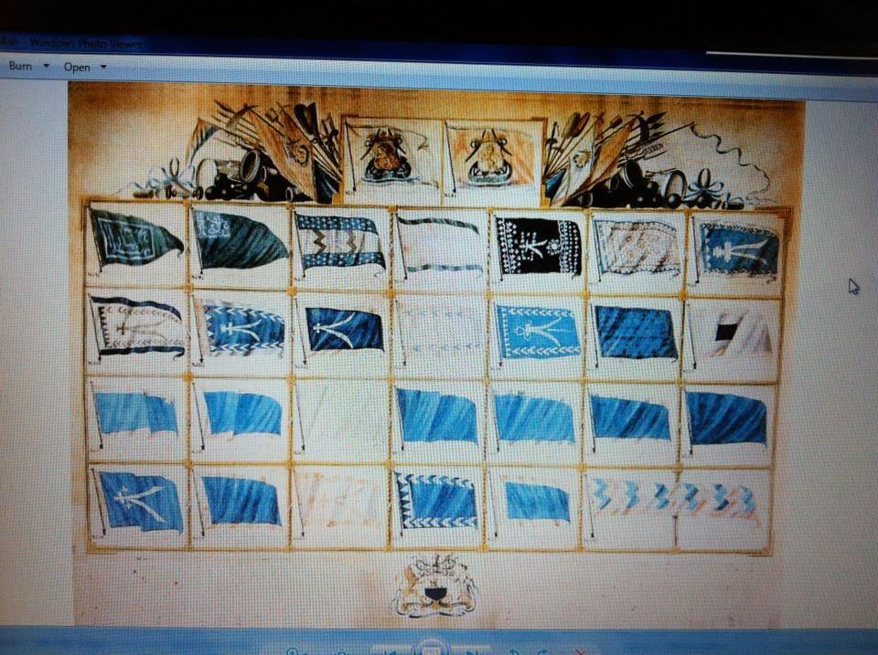 Bendera Perang Raja Haji Fisabillah