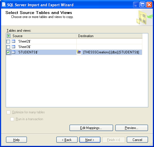 how to stop debuugger in ssis data