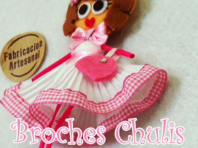Broches Chulis