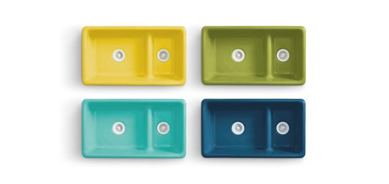 Kitchen and Residential Design: Kohler Colors with Jonathan Adler