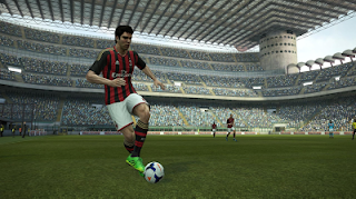 Screenshot Pes 2013: