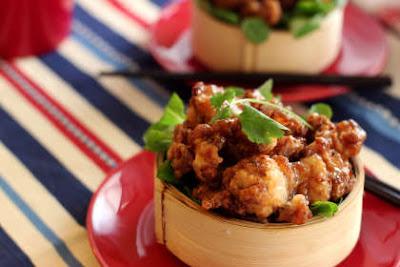 Cooking-Chicken-Recipes-Lemon-Glazed-Chicken-Nuggets