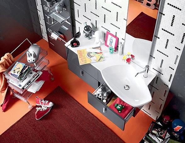 decorar el lavabo:decora y disena: Hermosos lavabos para el decorar cuarto el baño