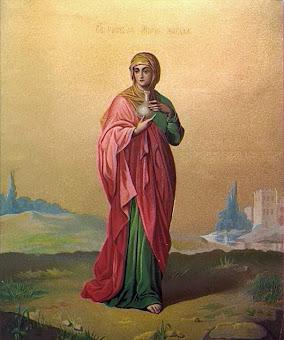 Azi 22 iulie praznuirea Sfintei Maria Magdalena !