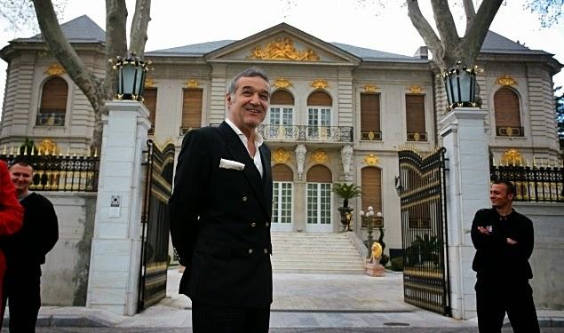 Palace of Gigi Becali