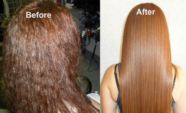 Composure organic hair color salon in tulsa keragreen straightening treatment special for - Salon straightening treatments ...