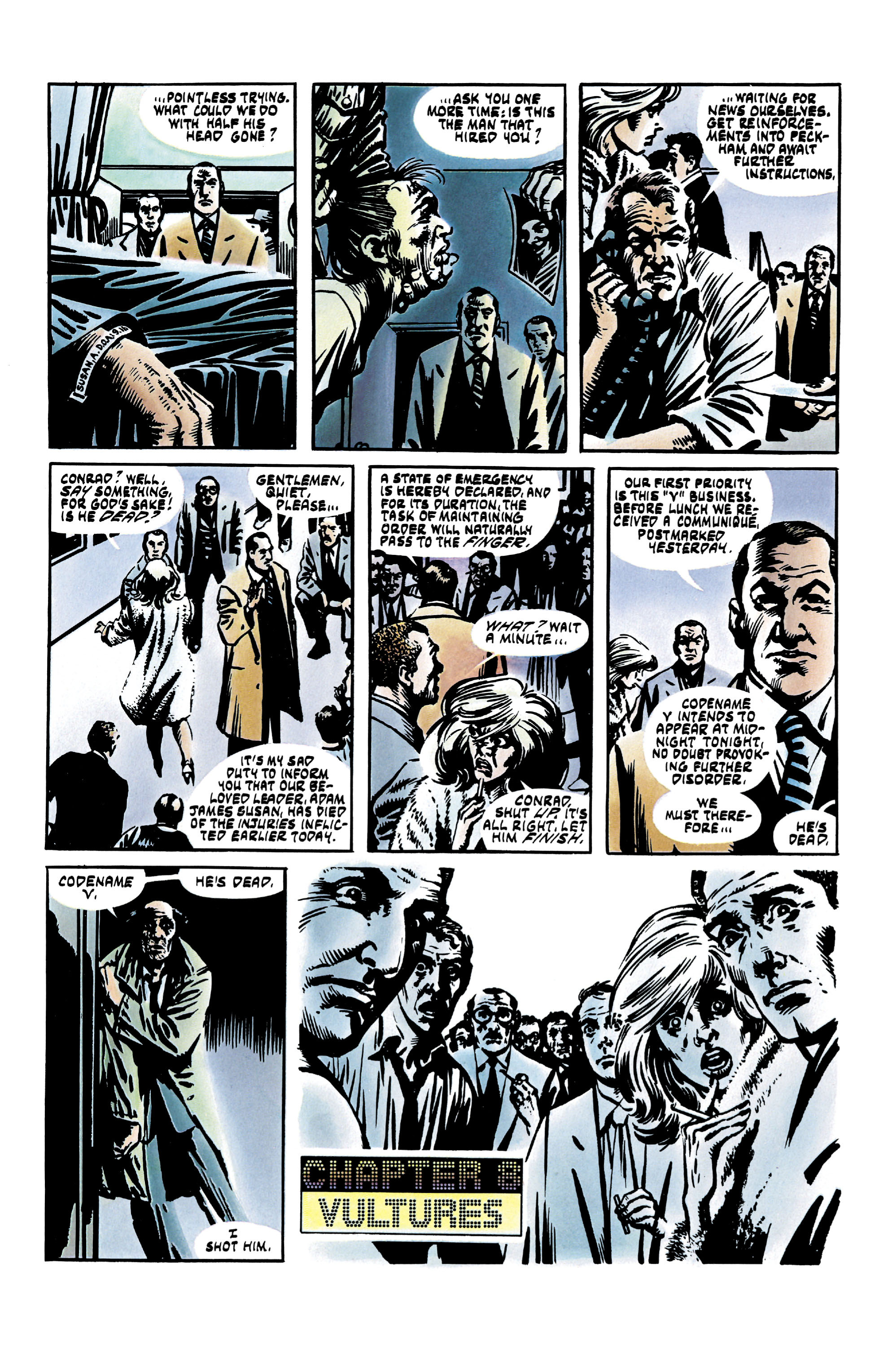 V for Vendetta chap 10 pic 2