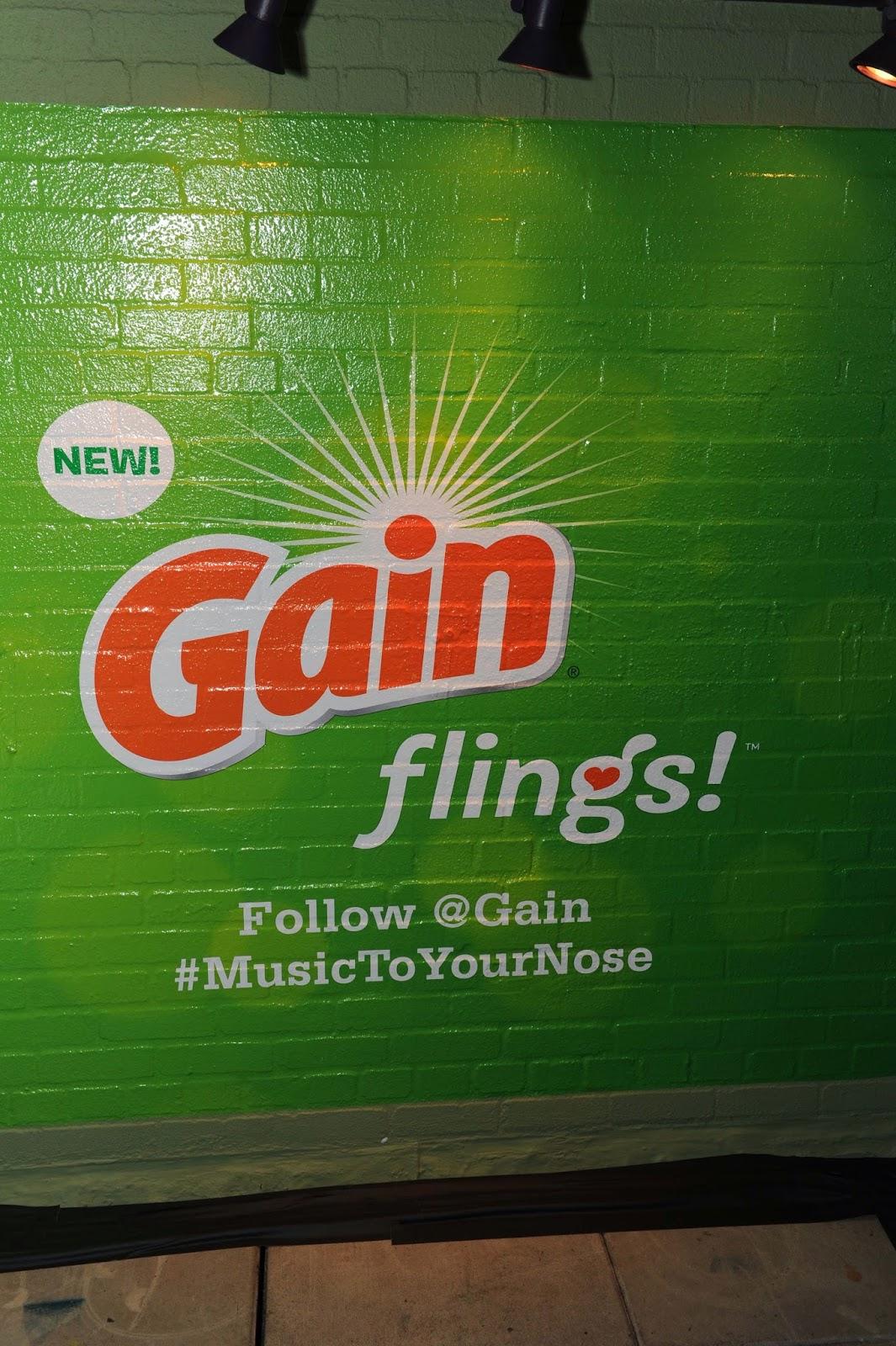 Gain Flings!, @Gain, #MusictoYourNose, #MusicaParaTuNariz