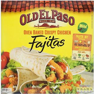 Old El Paso meal kits
