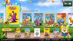 Samsung UN50EH5300 Kids Story