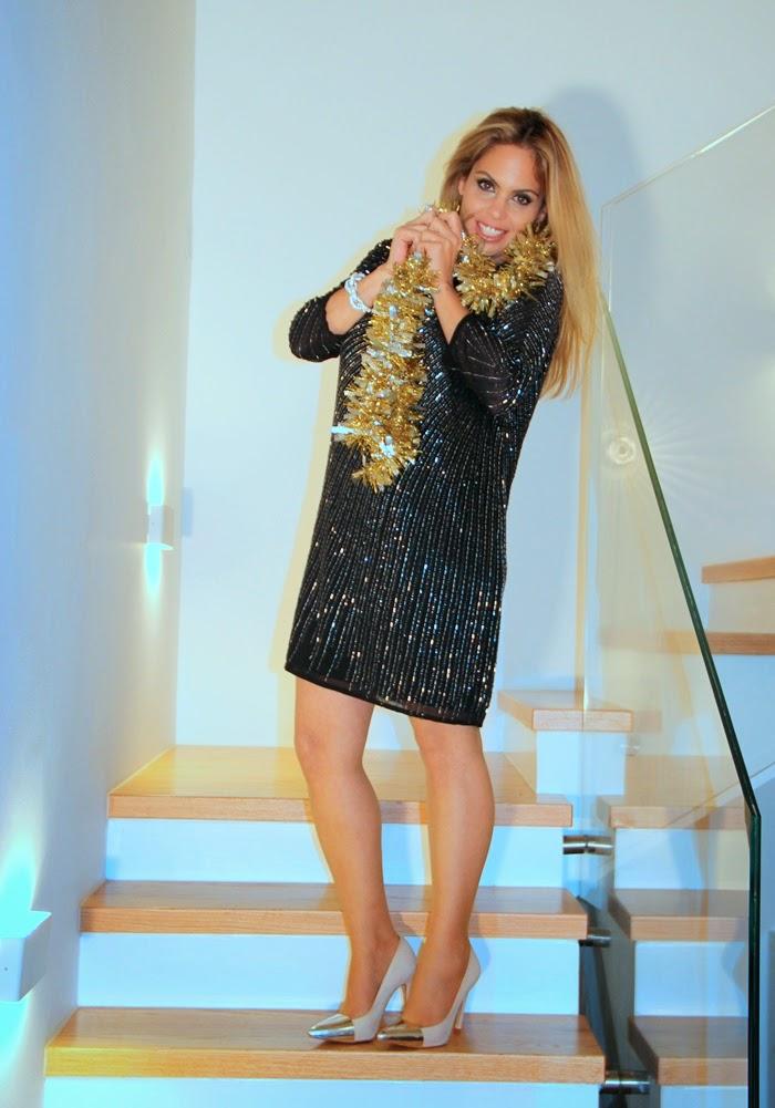 בלוג אופנה Vered'Style אאוטפיט ערב השנה החדשה