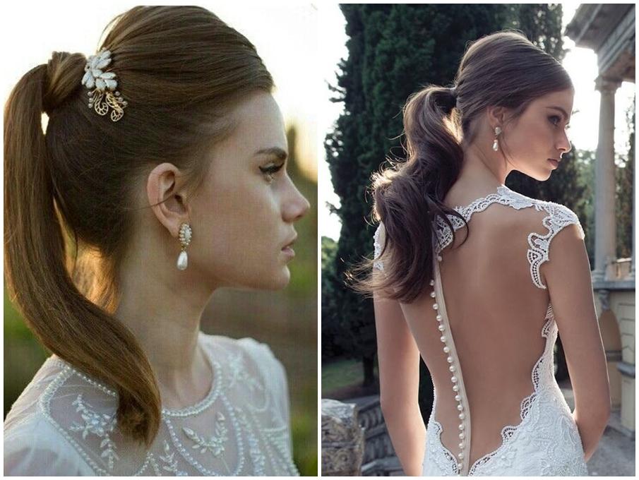 peinado novia coleta preparar tu boda es