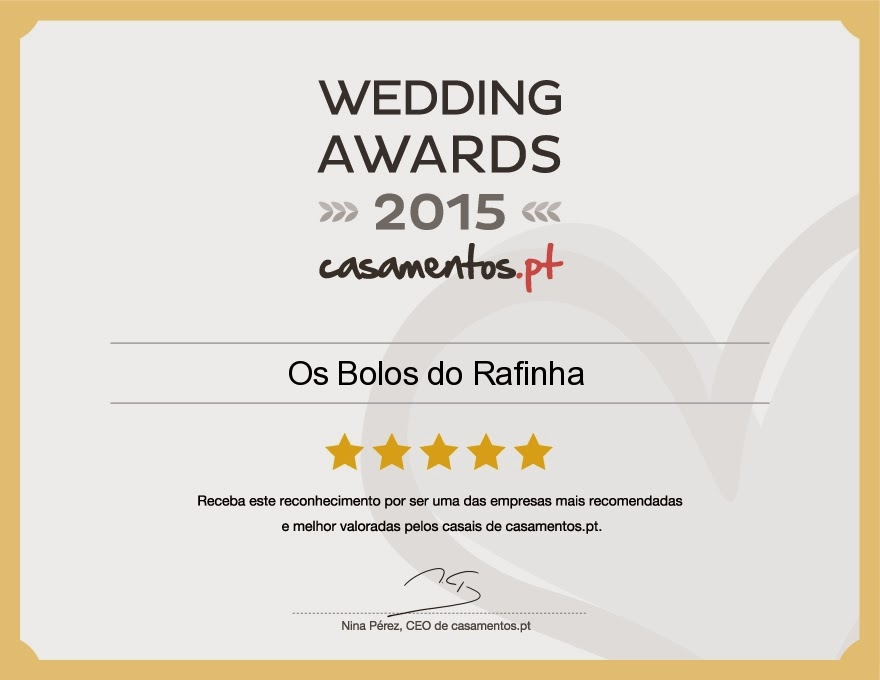 Wedding Awards 2015