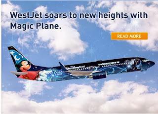 Soar High with WestJet