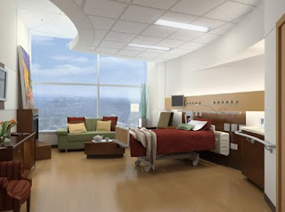 Perfect Hospital Interior Design