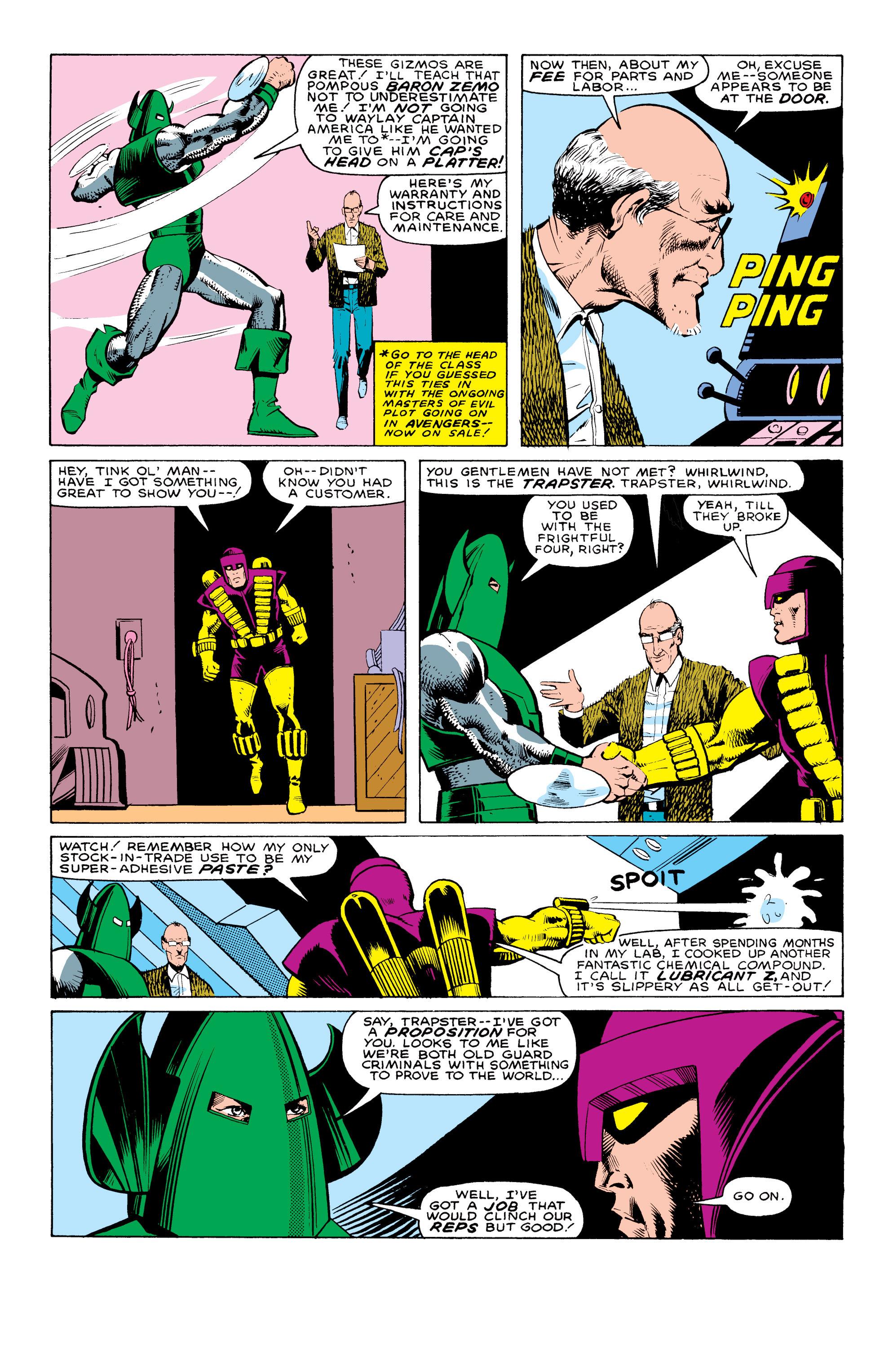 Captain America (1968) Issue #324 #253 - English 7