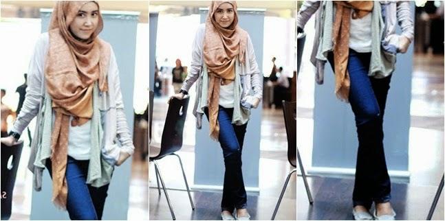 Busana Hijab Kuliah Untuk Wanita Tomboy