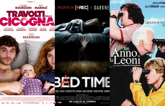 film del week-end 27 luglio 2012