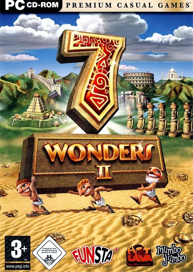 Download 7 Wonders II Game House + Serial Number